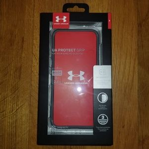 Under Armour UA Protect Grip Phone Case Samsung S8